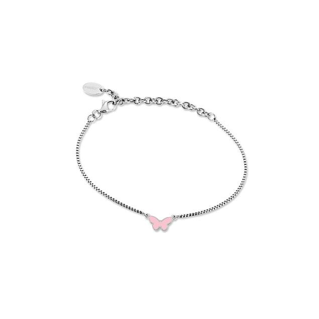 Bracelet Swatch Jbs032U Farfallette Bicolor Pinkblue