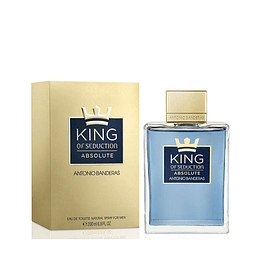 Perfume King Absolute Hombre Edt 200 ml