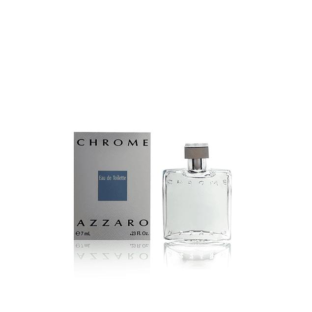 Perfume Chrome Azzaro Hombre Edt 7 ml