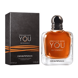 Perfume Stronger With U Intensely Armani Hombre Edp 100 Ml