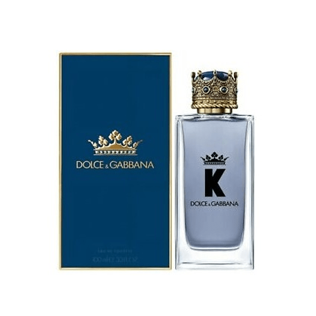 Perfume King Dolce Gabbana Hombre Edt 100 ml