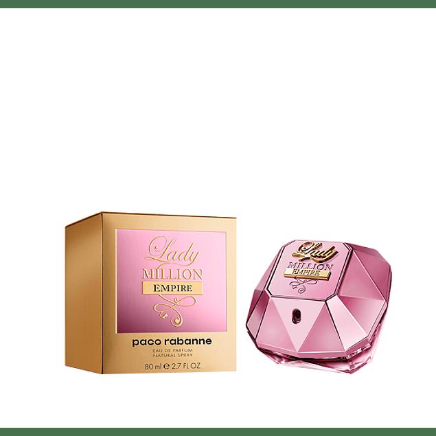Perfume Lady Million Empire Mujer Edp 80 ml