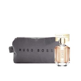 Perfume Boss The Scent Dama Edp 50 ml Estuche