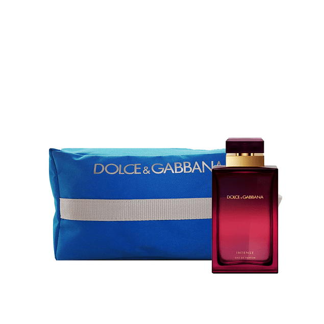 Perfume Dolce Gabbana Intense Mujer Edp 100 ml Estuche