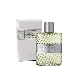Perfume Dior Eau Sauvage Varon Edt 100 Ml