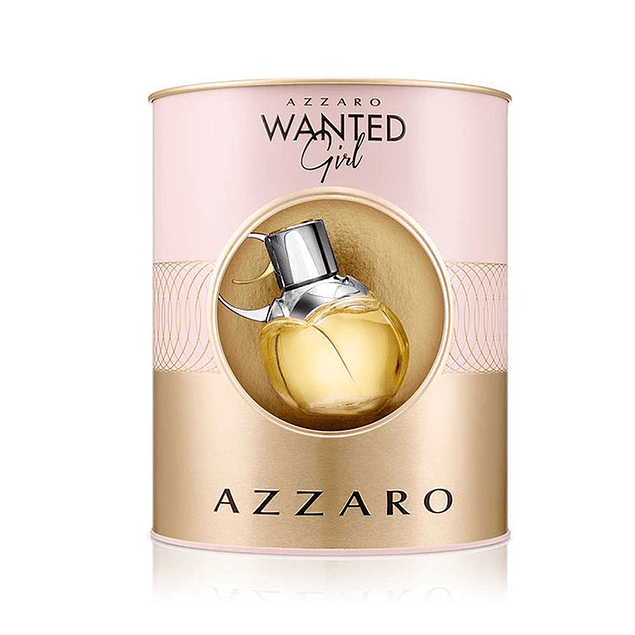 Perfume Azzaro Wanted Mujer Edp 80 ml Estuche
