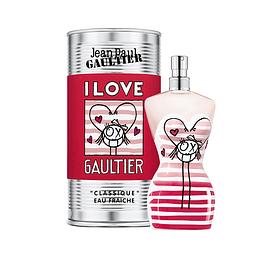 Perfume Jean Paul Gaultier I Love Eau Fraiche Dama 100 ml