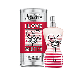 Perfume Jean Paul Gaultier I Love Eau Fraiche Mujer 100 ml