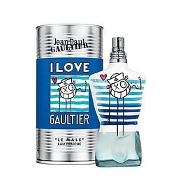 Perfume Jean Paul Gaultier I Love Eau Fraiche Hombre 125 ml
