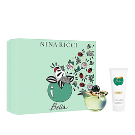 Perfume Nina Bella Dama Edt 80 ml Estuche