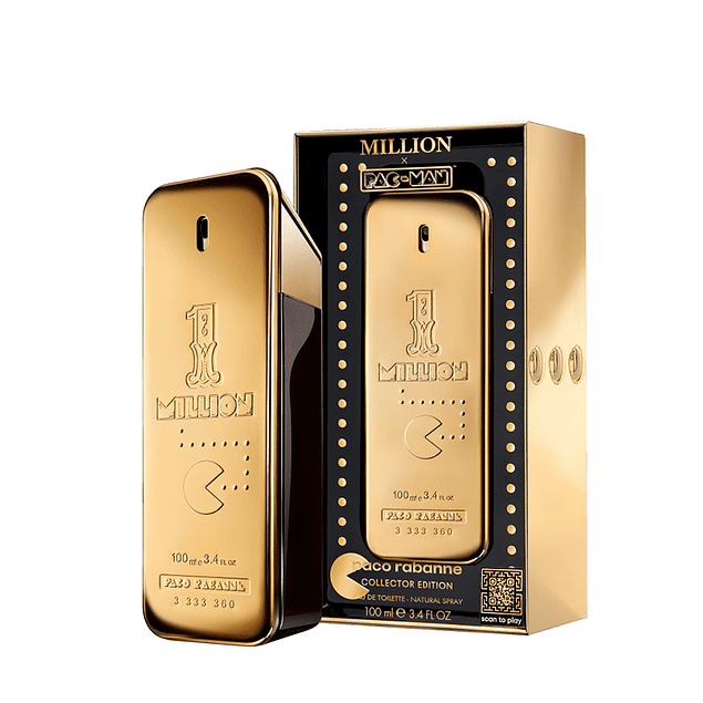 PERFUME ONE MILLION PACMAN EDITION VARON EDT 100 ML
