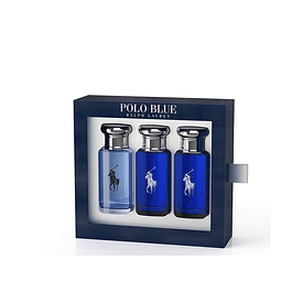 Perfume Polo Blue Varon Edp 30 ml / Polo Blue Edt 30 ml / Polo Ultra Blue 30 ml Estuche