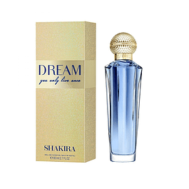 Perfume Shakira Dream Mujer Edt 80 ml