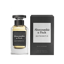 Perfume Abercrombie Authentic Varón Edt 100 ml