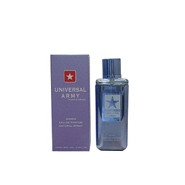 Perfume Universal Army Purple Medal Mujer Edp 100 ml