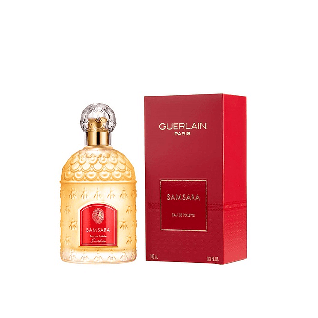 Perfume Samsara Mujer Edt 100 ml