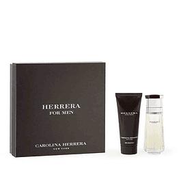 Perfume Carolina Herrera Hombre Edt 100 ml Estuche