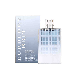 Perfume Brit Summer Varon Edt 100 ml