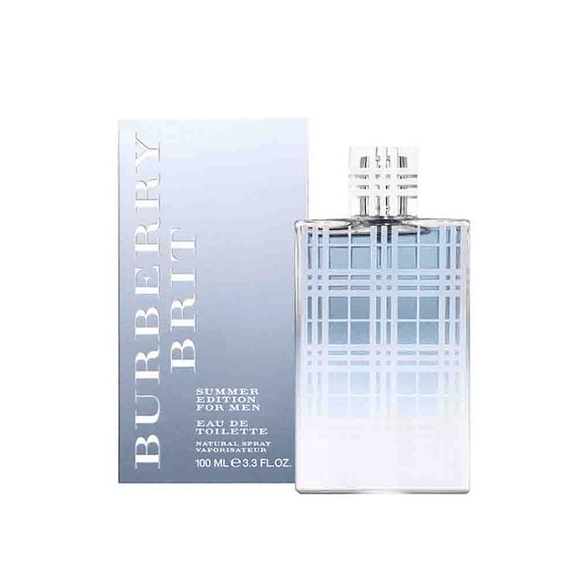 Perfume Brit Summer Hombre Edt 100 ml