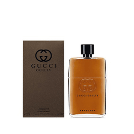 Perfume Gucci Guilty Absolute Varon Edp 90 ml