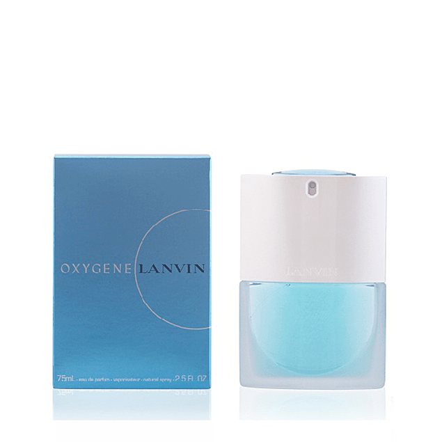 Perfume Oxygen Lanvin Mujer Edp 75 ml