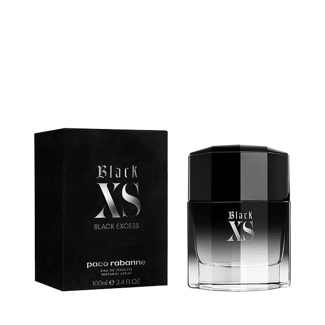 PERFUME XS BLACK VARON EDT 100 ML