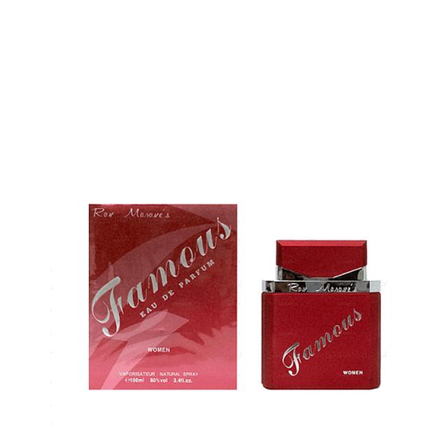 PERFUME FAMOUS RON MARONE (ROJO) MUJER EDP 100 ML