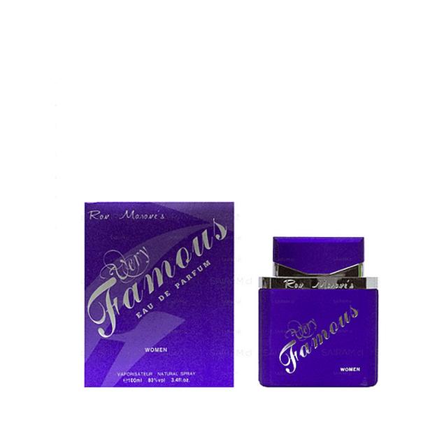 Perfume Very Famous Ron Marone (Morado) Mujer Edp 100 ml