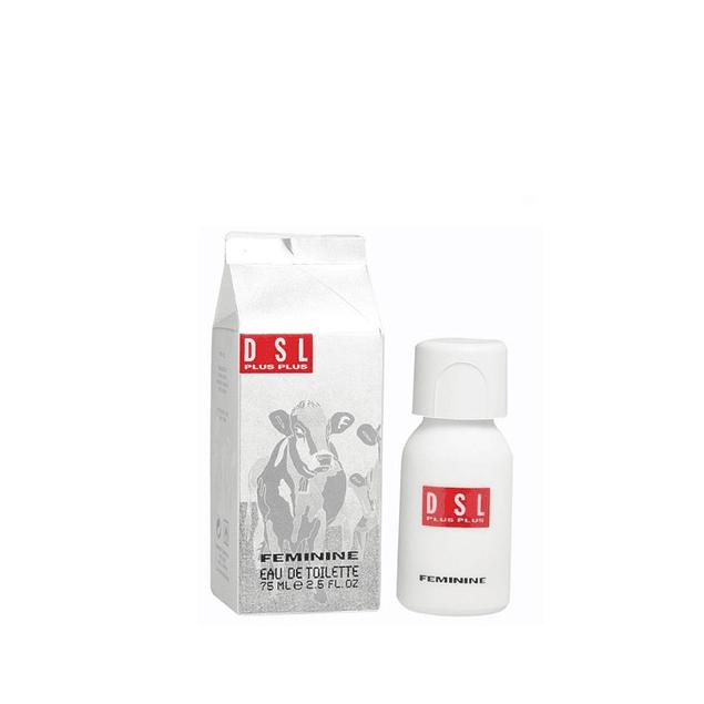 Perfume Dsl Plus Plus Mujer Edt 75 ml