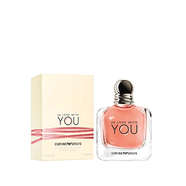Perfume In Love With You Armani Dama Edp 100 ml