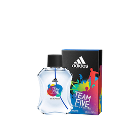 Perfume Adidas Team Five Varon Edt 100 ml
