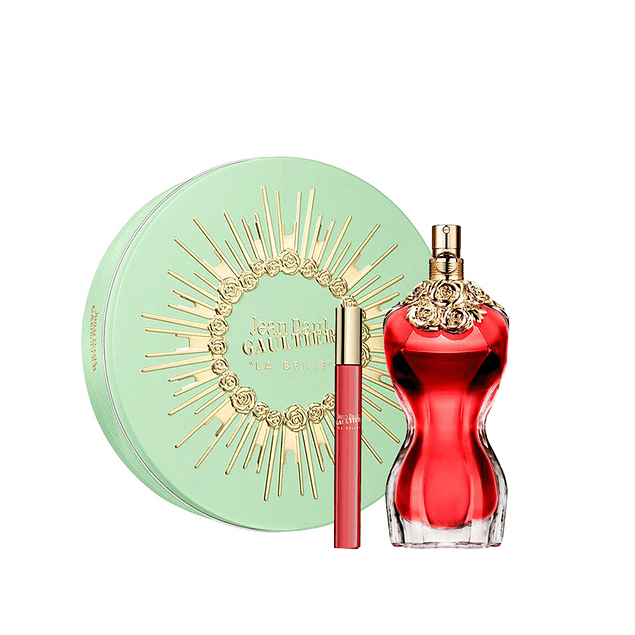 Perfume Jean Paul Gaultier La Belle Mujer Edp 100 ml Estuche