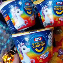 Mac & Cheese Edición Unicornio