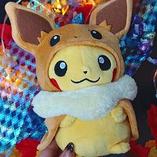 Nintendo Oficial Pokemon Eevee pikachu