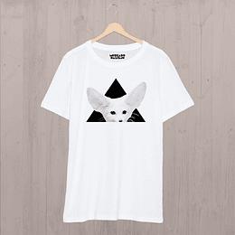 Polera Zorrito Triángulo
