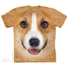 Polera The Mountain Corgi