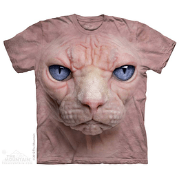 Polera The Mountain Gato Sphynx