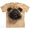 Polera The Mountain Pug