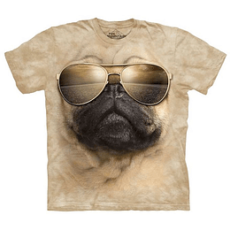 Polera The Mountain Pug Aviator