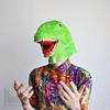 Máscara fiesta Serpiente