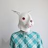 Máscara fiesta Conejo