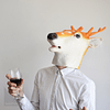 Máscara fiesta Venado