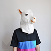 Máscara fiesta Llama