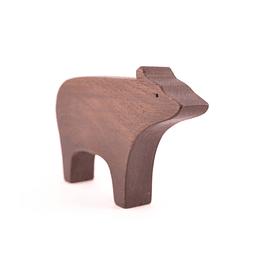 Oso de madera