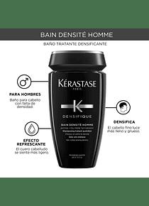 Shampoo Bain Densité Homme