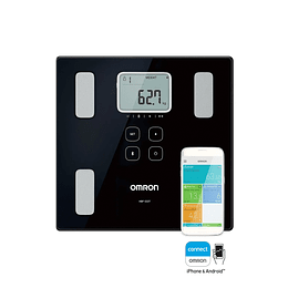 Balanza digital OMRON Hbf-222T Bluetooth