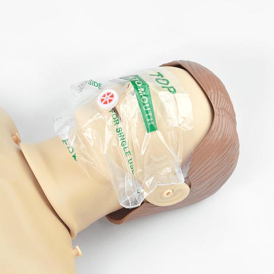 Protector Facial llavero RCP