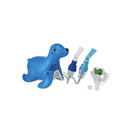 Nebulizador Niños Philips Respironics Sami The Seal