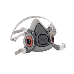 Respirador 3M Serie 6000