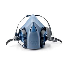 Respirador de silicona suavizada 3M Serie 7000